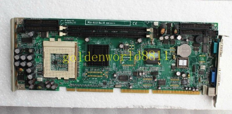 Advantech industrial board PCA-6003 Rev.A1 good in condition for industry use