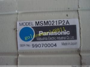 Panasonic servo motor MSM021P2A good in condition for industry use