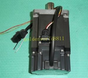 Mitsubishi AC servo motor HF-KE73 good in condition for industry use