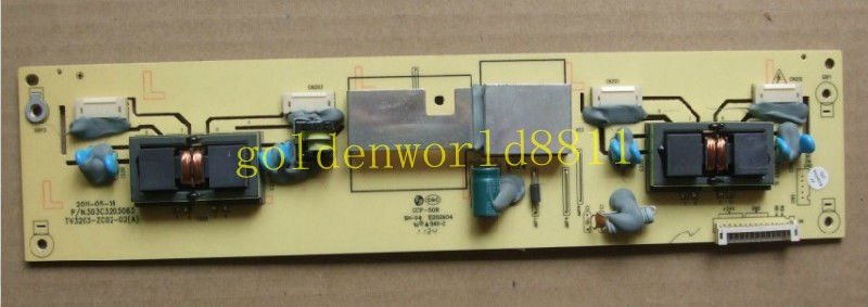 NEW TCL L32R26�L32E10 Backlight Inverter Board 303c3203063 tv3203-zc02-02(a)