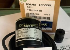 NEW Koyo rotary encoder TRD-J1000-RZ good in condition for industry use