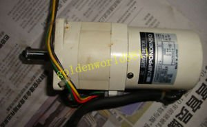 DENSO MSM022C2G AC Servo Motor good in condition for industry use