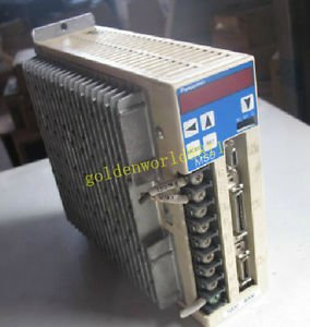 Panasonic servo driver MSD043A1X good in condition for industry use