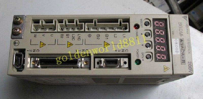 Yaskawa servo driver SGDM-A3ADA-R good in condition for industry use