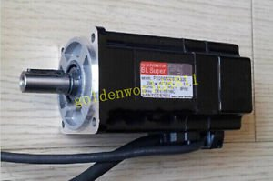 Sanyo servo motor P50B05020DXS20 good in condition for industry use