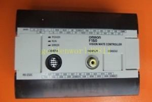 Used omron vision sensor F150-C10V3 good in condition for industry use