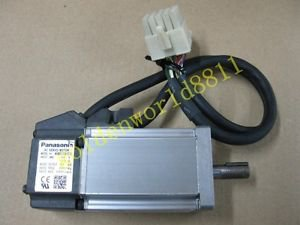 Panasonic servo motor MUMS012A1E0S good in condition for industry use