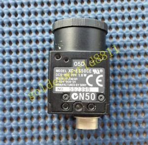 SONY industrial camera XC-ES50CE good in condition for industry use