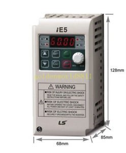NEW LS inverter SV004IE5-1C 0.4KW/220V good in condition for industry use