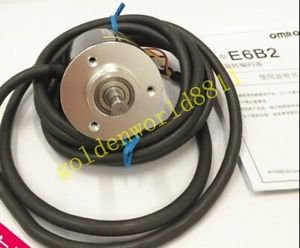 NEW Omron Rotary Encoder E6B2-CWZ1X 20P/R good in condition for industry use