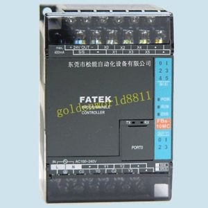 NEW FATEK PLC Programmable controller FBS-10MCR2-AC for industry use