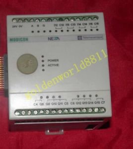 (Schneider)MODICON PLC TSX08RCOMN good in condition for industry use
