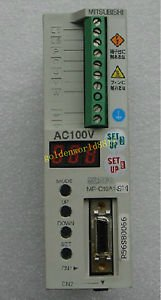 Mitsubishi MR-C10A1-S14 100W AC Servo Driver good in condition for industry use