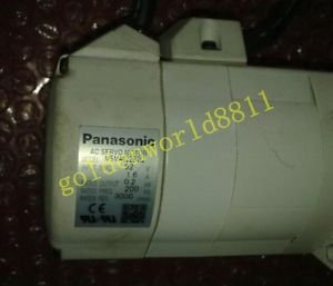 Panasonic servo motor MSMA022B2Q good in condition for industry use