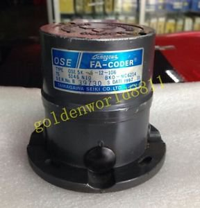 Mitsubishi encoder OSE5K-6-12-108 good in condition for industry use