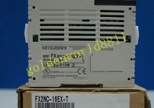 NEW Mitsubishi PLC programmable controller FX2NC-16EX-T for industry use