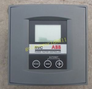 ABB power factor controller RVC12-5A good in condition for industry use