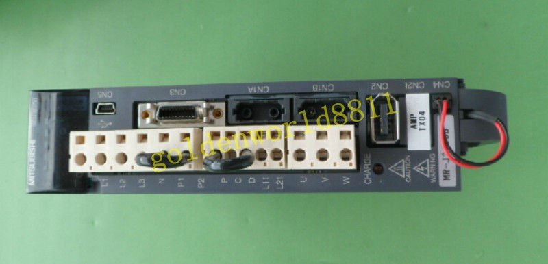 Mitsubishi MR-J3-60B Servo Driver good in condition for industry use