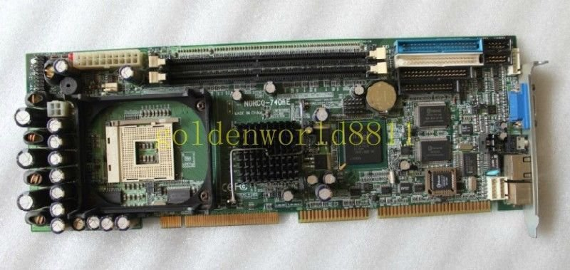 NORCO Industrial motherboard NORCO-740AE good in condition for industry use