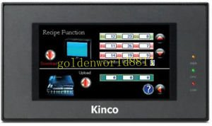 NEW Kinco HMI MT4220TE 4.3�good in condition for industry use