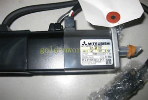 NEW Mitsubishi servo motor HC-MF13B good in condition for industry use