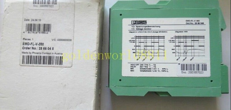 NEW PHCENIX module EMD-FL-V-300 good in condition for industry use