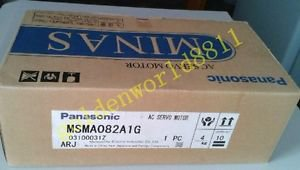 NEW PANASONIC SERVO MOTOR MSMA082A1G good in condition for industry use