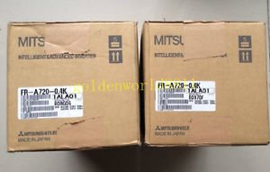 NEW Mitsubishi inverter A700 FR-A720-0.4K 220V 0.4KW for industry use