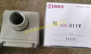NEW IDEC AGA-311Y control box good in condition for industry use