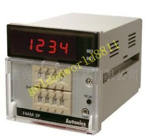 NEW!Autonics Subtraction operator counter F4AM-2P for industry use