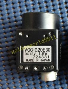 CIS INDUSTRIAL CCD CAMERA VCC-G20E30 good in condition for industry use