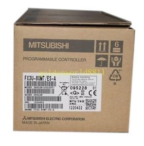 NEW Mitsubishi PLC Programmable controller FX3U-80MT/ES-A for industry use