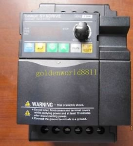 USED OMRON inverter 3G3MZ-A4037-ZV2 3.7KW380V good in condition for industry use