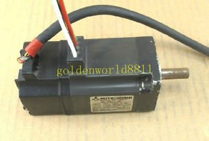 Mitsubishi servo motor HC-PQ13-UE good in condition for industry use