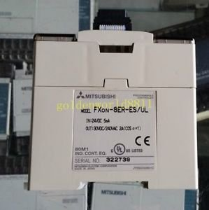MITSUBISHI PLC module FXON-8ER-ES/UL FX0N-8ER-ES/UL for industry use