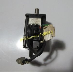 Yaskawa servo motor SGMAH-02AAA41 good in condition for industry use