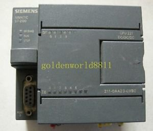 Siemens PLC CPU221 6ES7 211-0AA23-0XB0 6ES7211-0AA23-0XB0 for industry use