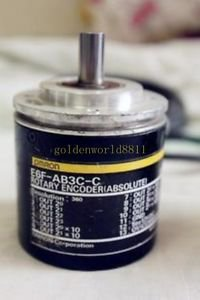 Omron encoder E6F-AB3C-C good in condition for industry use