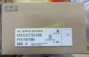 Panasonic servo driver MDDHT3530E Upgrade edition(MDDKT3530E)for industry use