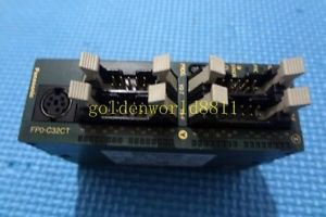 Panasonic PLC Module FPO-C32CT�FP0-C32CT) good in condition for industry use