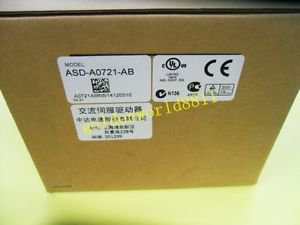 NEW Delta Servo driver ASD-A0721-AB 750W good in condition for industry use