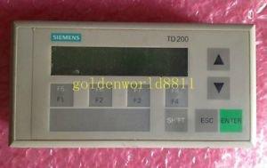 Siemens TD200 text display 6ES7 272-0AA30-0YA0 6ES7272-0AA30-0YA0 warranty