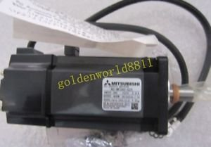 NEW Mitsubishi AC servo motor HC-MFS43-S25 good in condition for industry use