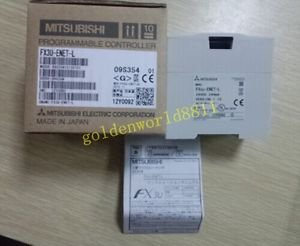 NEW Mitsubishi PLC Programmable controller FX3U-ENET-L for industry use
