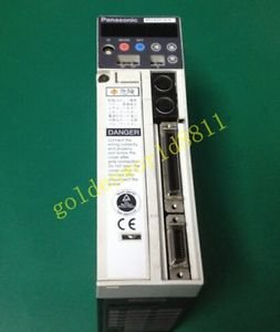 Panasonic MSDA3A1A1A AC Servo Driver good in condition for industry use