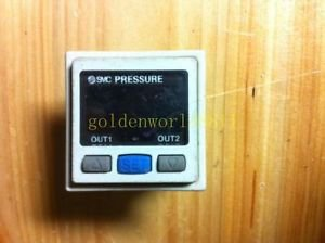 SMC Pressure sensor digital display PSE300-M good in condition for industry use