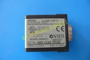 OMRON PLC communication module CJ1W-CIF11 good in condition for industry use