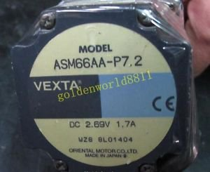 VEXTA Stepper motor ASM66AA-P7.2 good in condition for industry use
