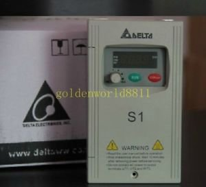NEW Delta inverter VFD007S21A 220V 0.75KW good in condition for industry use