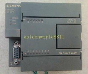 Siemens PLC CPU222 6ES7 212-1AB23-0XB0 6ES7212-1AB23-0XB0 for industry use